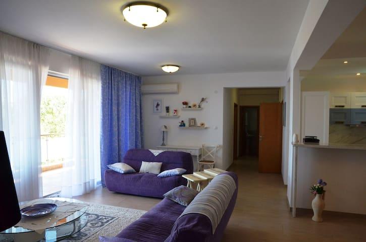 Семейный апартамент Adriatika Delux