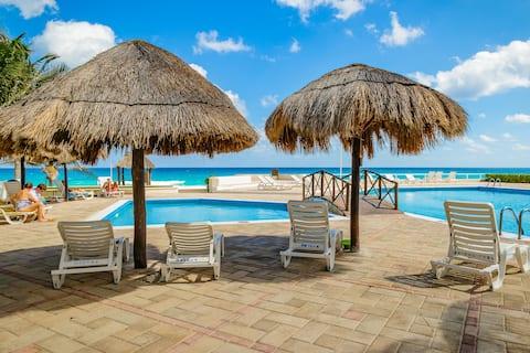 Alojamiento en zona hotelera Cancún