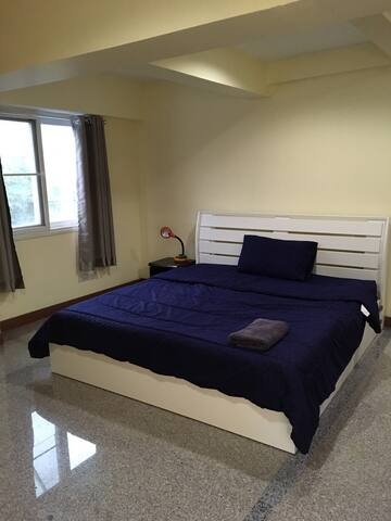 [2B]Spacious room near BTS Udom Suk