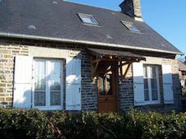 Maison charmante au cœur de la suisse normande - Pontécoulant - Hus