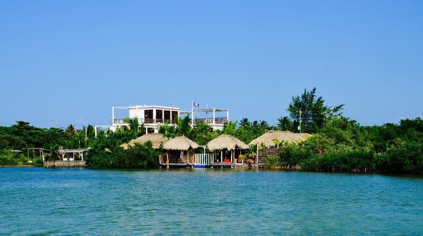 BamBoo House: The Ultimate Belizean Experience - BZ - Dom