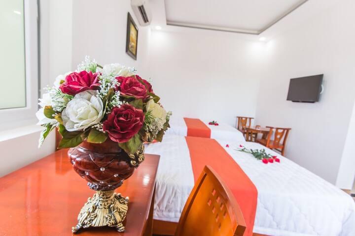 Blue Moon hotel-Mui Ne- 1 Bed room