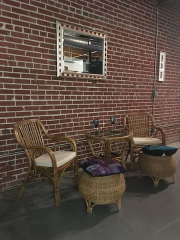Warm and Open City Loft Downtown End - St. Louis - Huoneisto