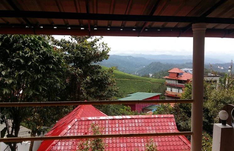 Misty Tea Plantation View Independent Villa - Munnar - Villa