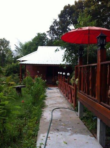 KunSuek GardenHome+AC+TV+Kitchen+Wi