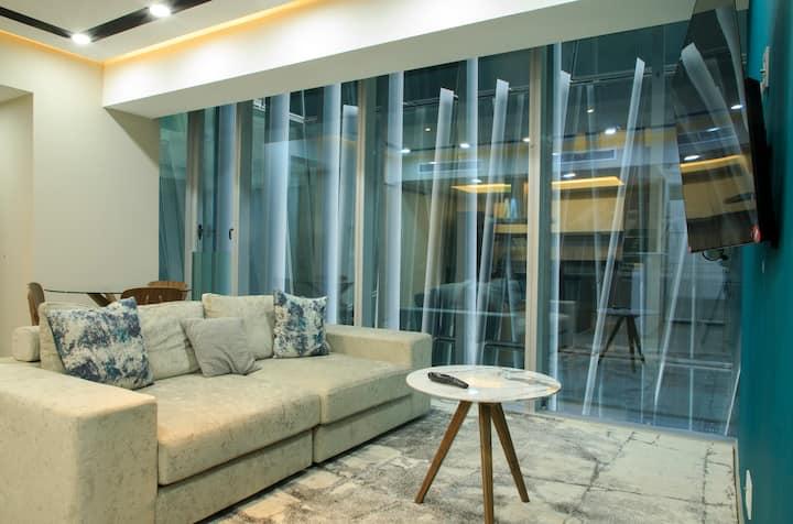 Santa Fe Paradox Premier apt 2 bedrooms 4 guests