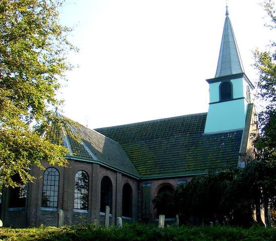 Oostwoud: Nederlands Hervormde kerk