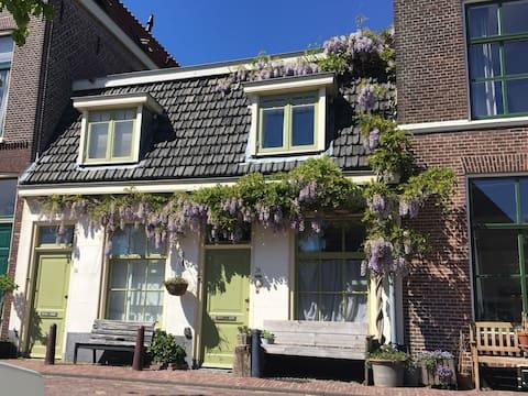 Cosy town house center of Leiden