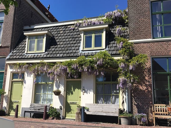 Cosy town house center of Leiden