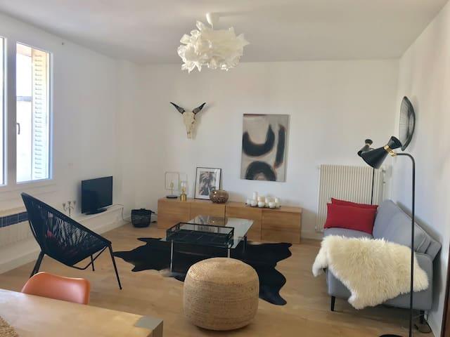 65 m2+terrasse d'Exception dans l'hyper centre