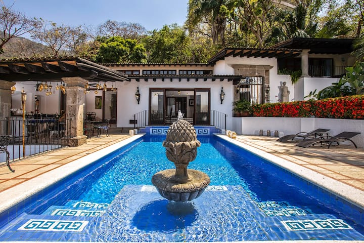 Hacienda Maria Elena-Romantico-Dream come true
