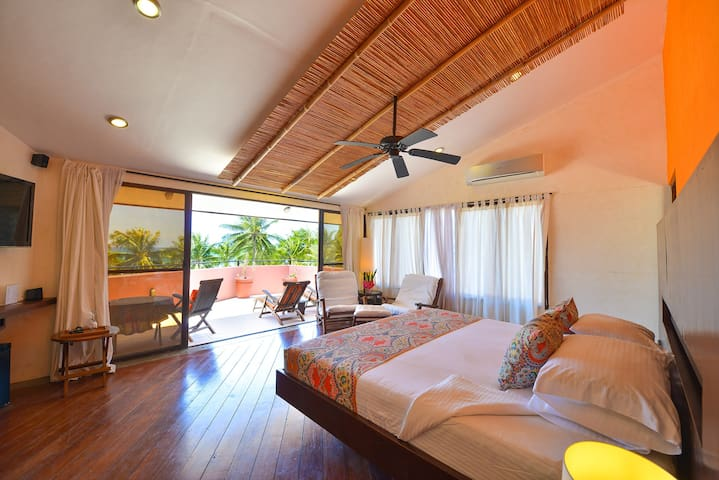 Cielo, Beach Suite - Malay - Bed & Breakfast