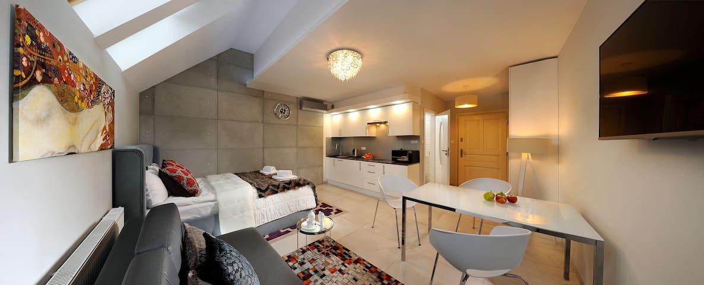 Elegant City Center Apartment  17