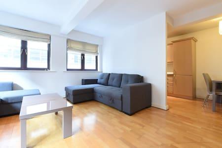2 Bed City Centre Apt Sleeps 8 (60) - Manchester - Apartment