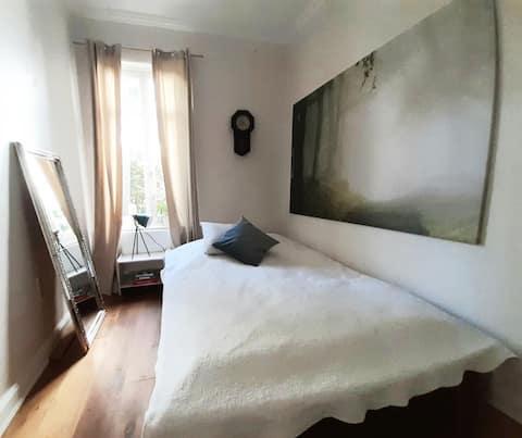 Ruhiges Zimmer in Winterhude direkt am Stadtpark