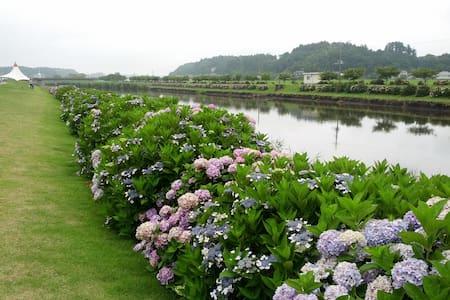 MASUGATAYA #fuji Amazing rural landscape near NRT - Tako-machi