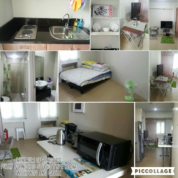 Brand New Furnished Condo Across NAIA Terminal 3