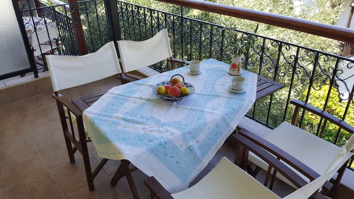 Appartment in Pefkochori (300m from the sea)