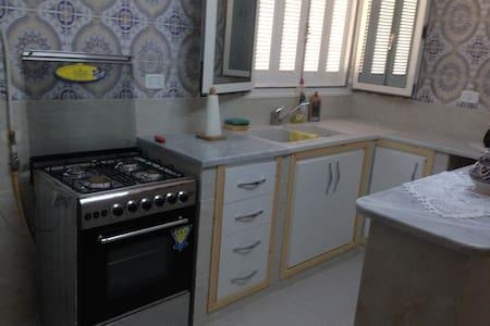 Appartement centrale avec vue de mer - Apartament