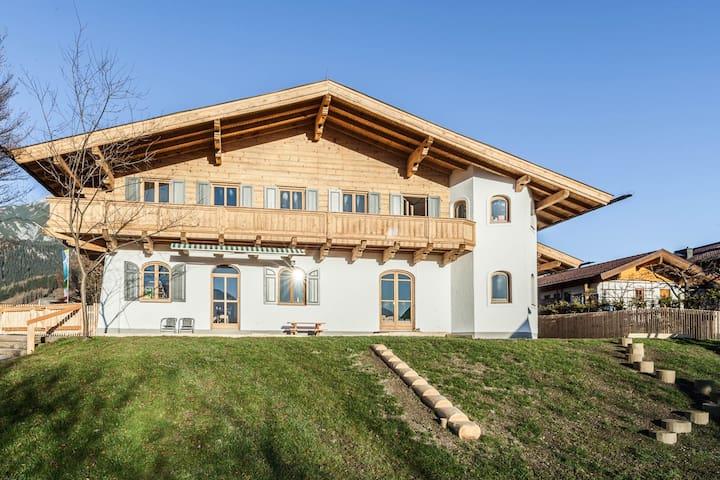 Villa Sonnberg Apartments für 4 - 7 Personen - Saalfelden am Steinernen Meer - Villa