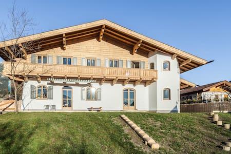 Villa Sonnberg Apartments für 4 - 7 Personen - Saalfelden am Steinernen Meer