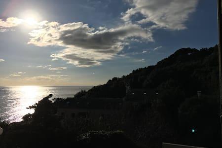 Appartement 3 chambres vue mer Erbalunga Cap Corse - Brando - Appartement
