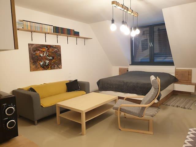 Cozy apartment in the center of Trnava