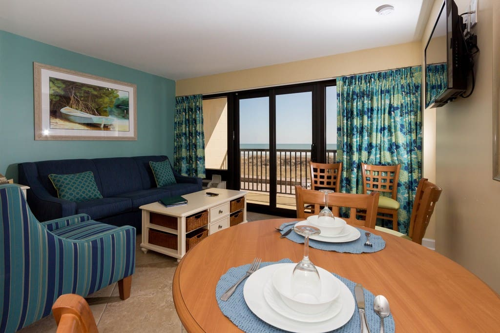 Peppertree By The Sea Two Bedroom Condominiums For Rent In North Myrtle B