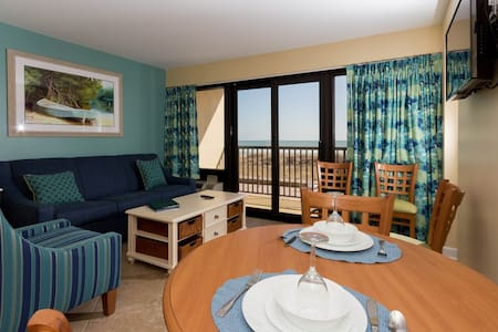 Peppertree by the Sea - Two bedroom - 北默特尔海滩(North Myrtle Beach)