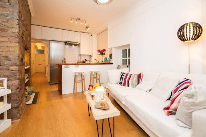 Beautiful 1 Bed Flat in Little Venice with Garden