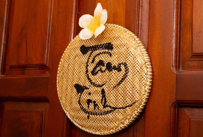 "Tam Homestay ""Tâm Tinh"" room"