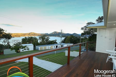 Moogerah Lake House #2