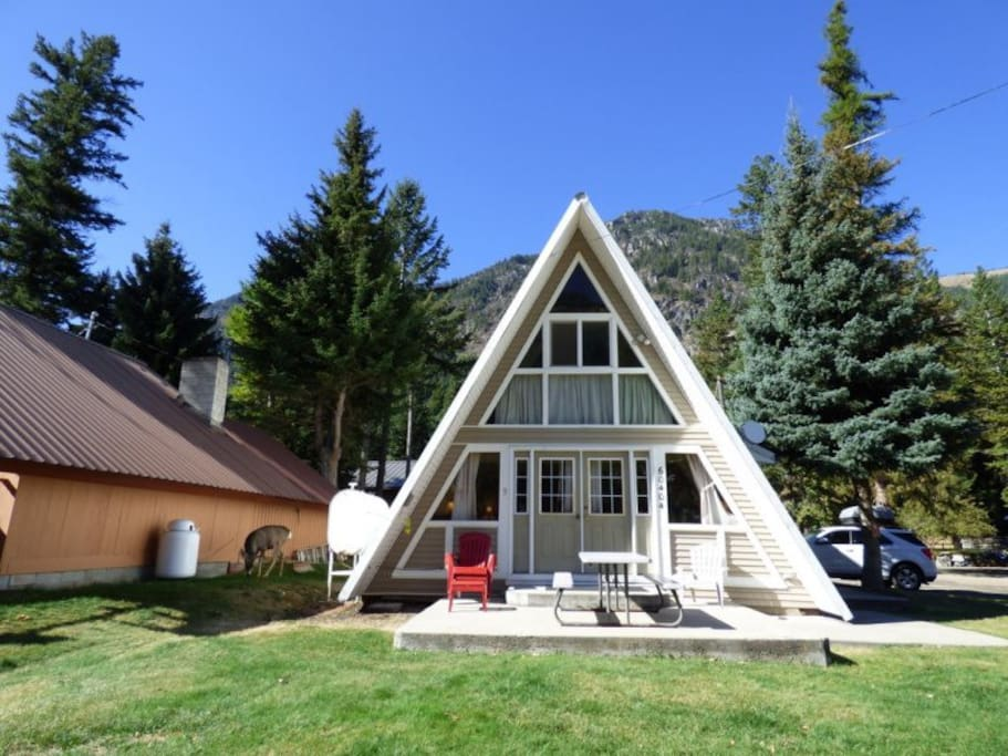 09 3c S Cottage Cabins For Rent In Joseph Oregon