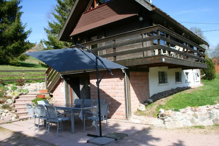 Nice chalet - 500 m from the slopes