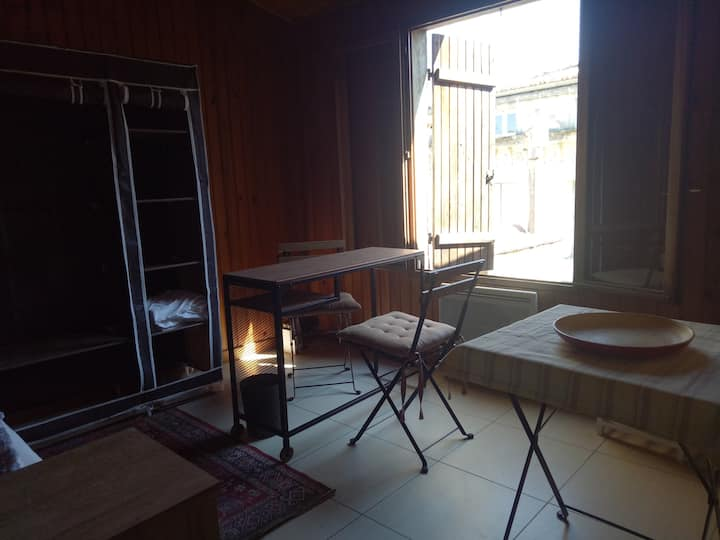 Appartement cosy pour couples-Cœur de Montpellier
