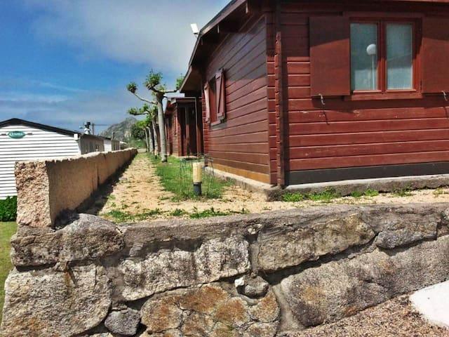 Bungalow with seaviews and pool - Pontevedra