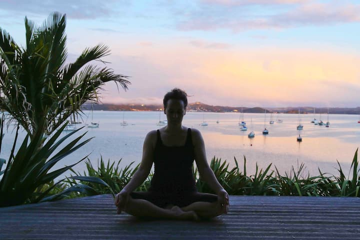 Relaxing Yoga and Meditation Retreat
