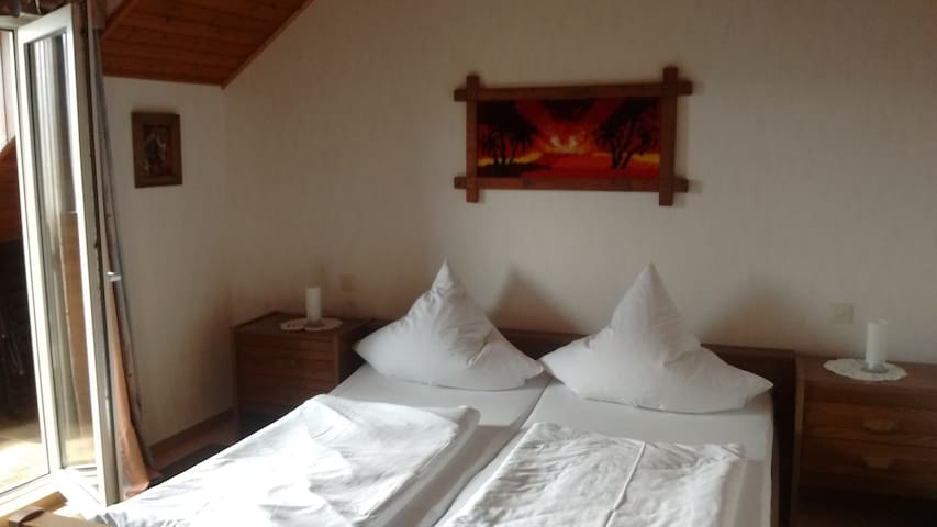 The Summit B&B - Graach an der Mosel - Penzion (B&B)