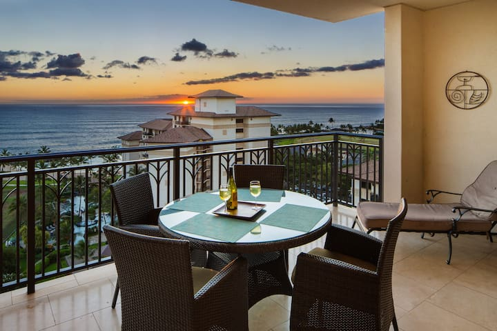 Elite's 14th Floor Ocean Tower Penthouse with Ocean/Sunset Views! - Kapolei