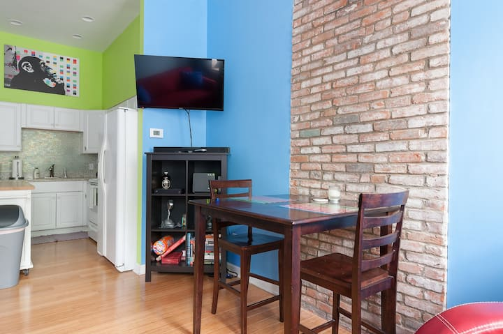 Fantastic apartment in the heart of Soulard