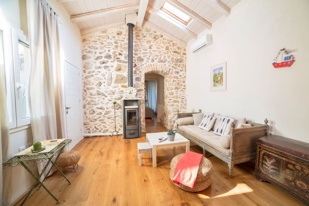 Find Holiday Rentals in Agios Georgios on Airbnb
