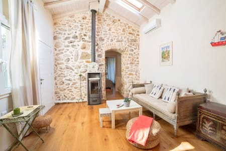 Cosy eco cottage in Liapades Corfu  - Corfu - Hus