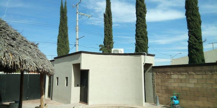 Miniloft Aragón, moderno, campirano y agradable