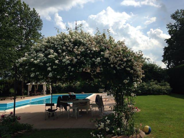La Villa Delle Rose - Carpi - Haus