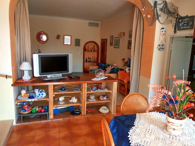 Accogliente appartamento a San Felice Circeo - San Felice Circeo - Casa