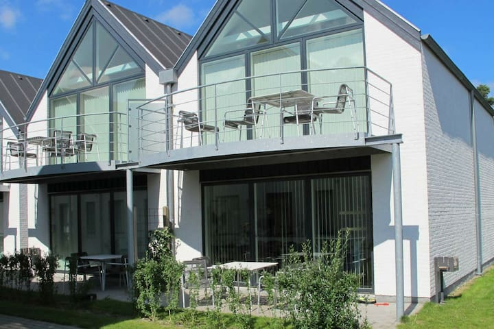 Large Holiday Home in Væggerløse Denmark With Whirlpool