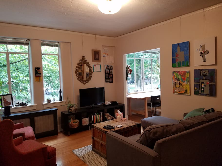 Downtown Spacious 1 Bed Vintage Apt Apartments For Rent In Portland Oregon United States