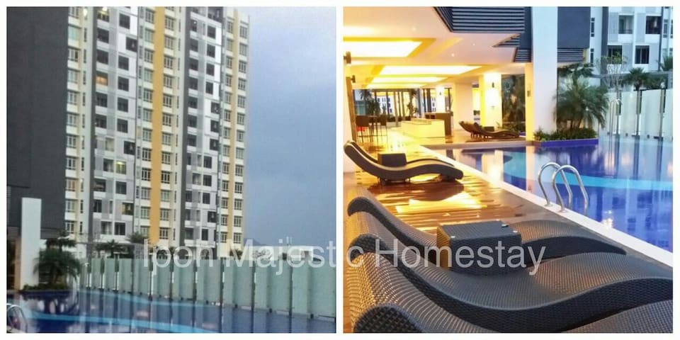 Ipoh Majestic - Ipoh - Appartement