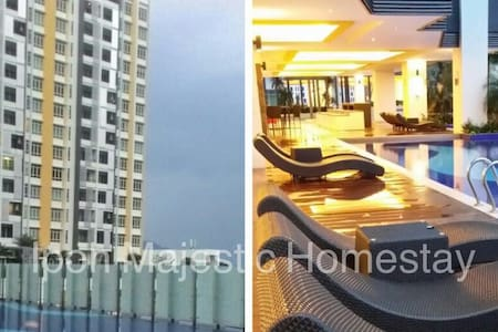 Ipoh Majestic Homestay - Ipoh - Byt