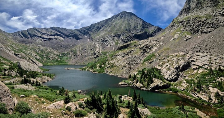 Self-Guided North Crestone Loop Backpacking Trip!
